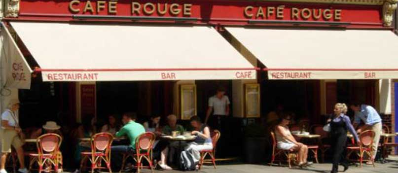 Comedy at Cafe RougeHampstead