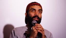 Ashish Suri at Monkey Business Comedy Club