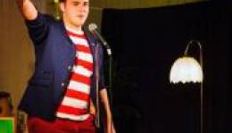 CAMPBELL GLAZIER at Monkey Business Comedy Club