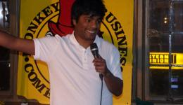 DON BISWAS  at Monkey Business Comedy Club