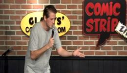 FRASER GIBSON  at Monkey Business Comedy Club