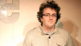 Jonny pelham  at Monkey Business Comedy Club