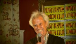 Jimbo at Monkey Business Comedy Club