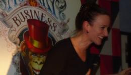 KATE SMURHWAITE at Monkey Business Comedy Club