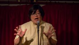 KUAN -WEN HUANG  at Monkey Business Comedy Club