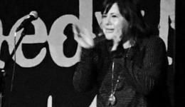 Kirsty Hudson at Monkey Business Comedy Club