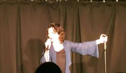 Mara Mainka   at Monkey Business Comedy Club