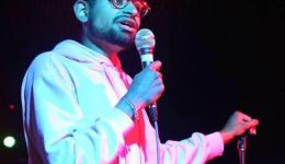Rahul Somia  at Monkey Business Comedy Club