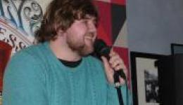 TED HILL  at Monkey Business Comedy Club