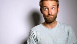 Benji Waterstones  at Monkey Business Comedy Club