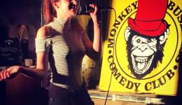 GABBY KILLICK at Monkey Business Comedy Club