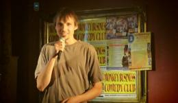 GATIS KANDIS at Monkey Business Comedy Club