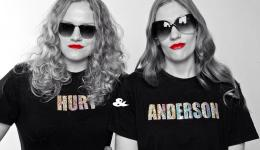 HURT & ANDERSON at Monkey Business Comedy Club
