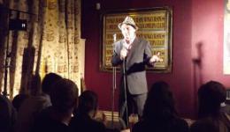 Martin Besserman at Monkey Business Comedy Club